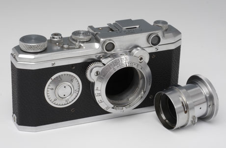 Canon Rangefinder Cameras 1935-1968