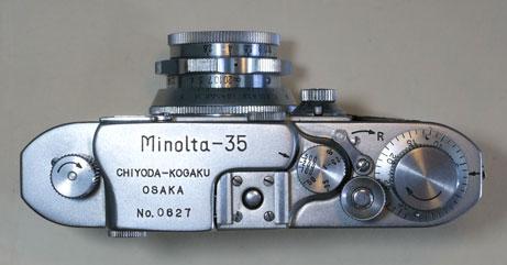 Minolta Rangefinder Cameras 1947-1959
